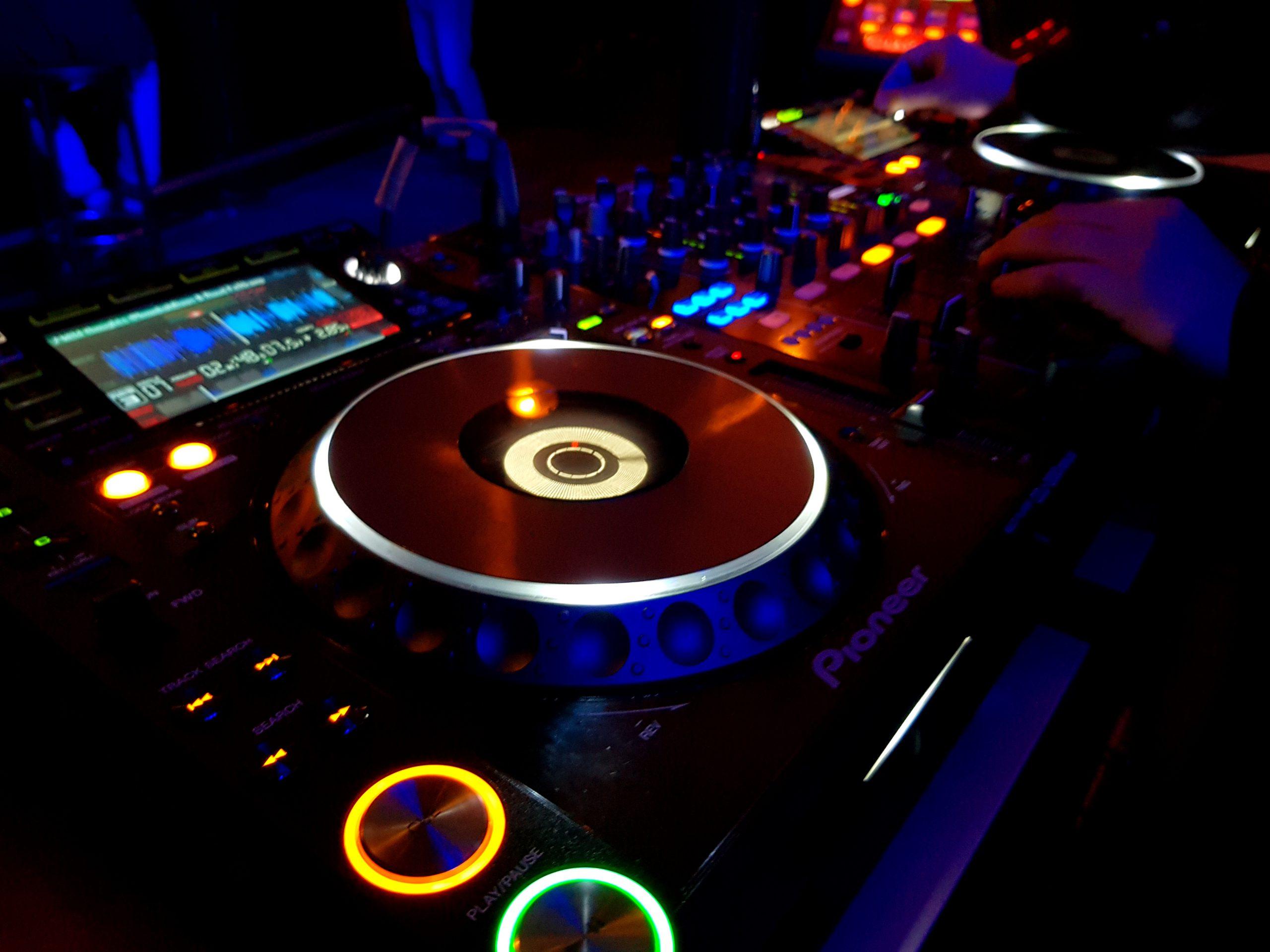 DJset huren
